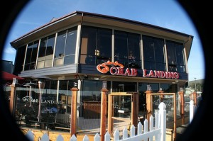 The latest and greatest spot in Half Moon Bay, CA for live tunes... Crab Landing.
