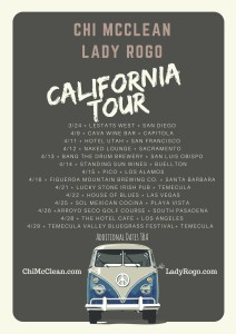 Welcome To California Tour  Promo